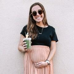 Препоръки за здравословно хранене, тегло и движение през бременността