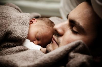 Нов татко? Не е страшно