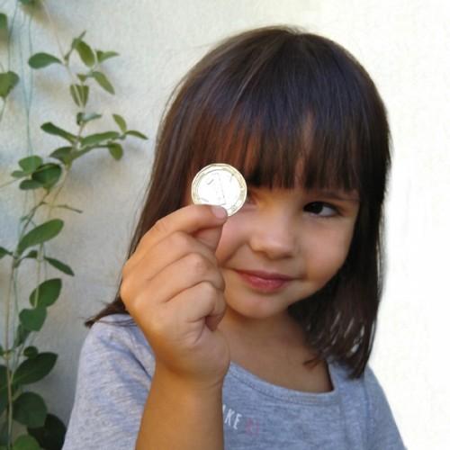 Децата и парите