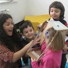 Бисквитка вместо учебник - учене на чужд език като майчин
