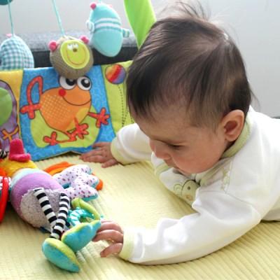Съвети за стимулиране потенциала на детето в първите 3 месеца