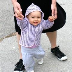 Съвети за стимулиране потенциала на детето от 10 до 12 месеца