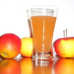 Разреден ябълков сок при разстройство