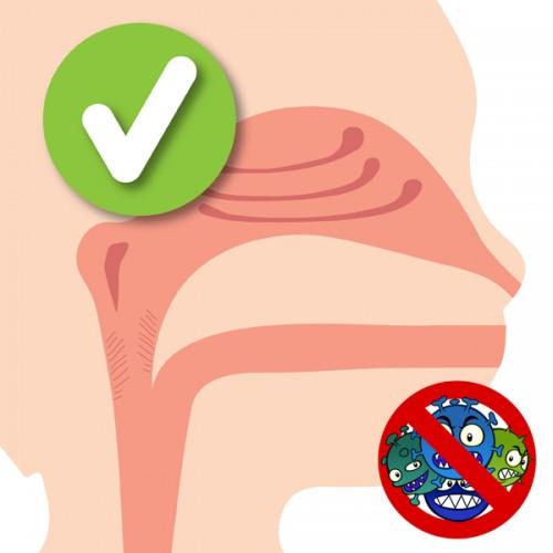 Как да поддържаме носната лигавица при COVID19