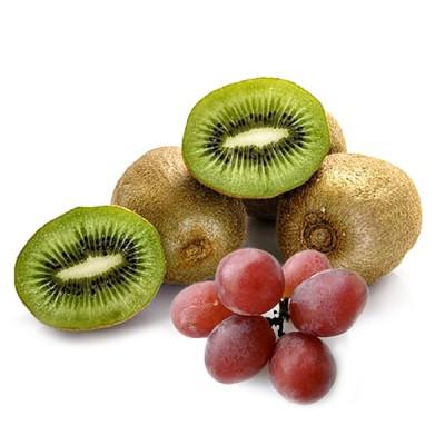 Киви и червено грозде – две електроцентрали на ензими за максимално здраве