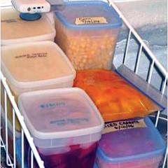 Как да замразяваме и размразяваме правилно храните
