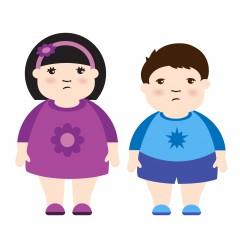 Наднормено тегло при децата