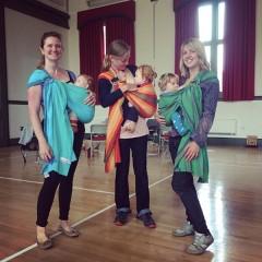 Положителни страни от носенето на бебето за обществото