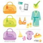 Списък какво да подготвим за родилното отделение