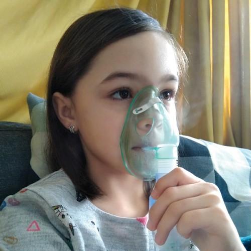 Използване на инхалатор при хрема, кашлица и задух