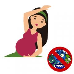 9 препоръки за бременните и COVID-19