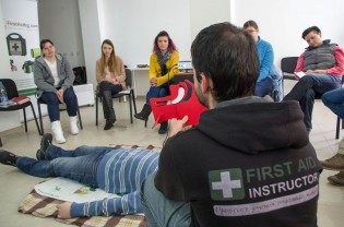 First Aid Basic Course