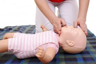 Първа помощ при бебета и малки дечица.