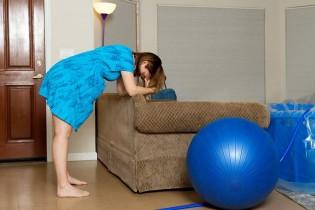 Дишане, движение и практики по време на раждане.