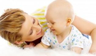 Гимнастика на бебето - София