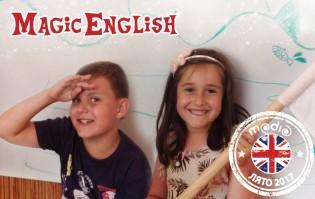 Лятна градска занималня - MAGIC ENGLISH
