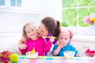 Здравословно хранене за мъници