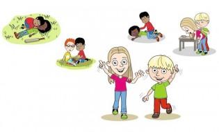 Първа помощ - обучение за деца от 7 до 12 години