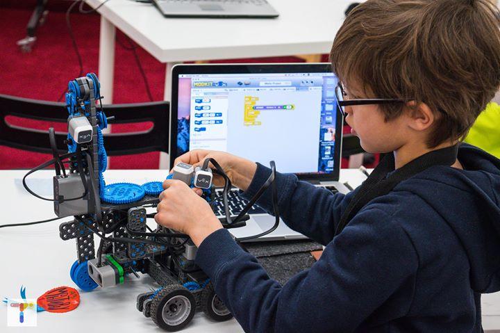 Роботика и програмиране - Модул 2