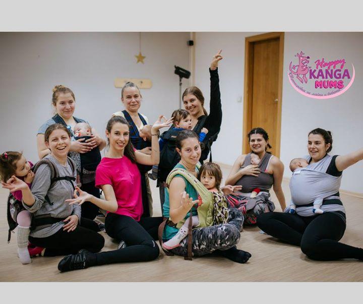 Happy Kanga Mums - програма за възстановяване след раждането
