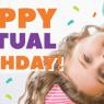 Онлайн парти за деца от 1 до 12 години