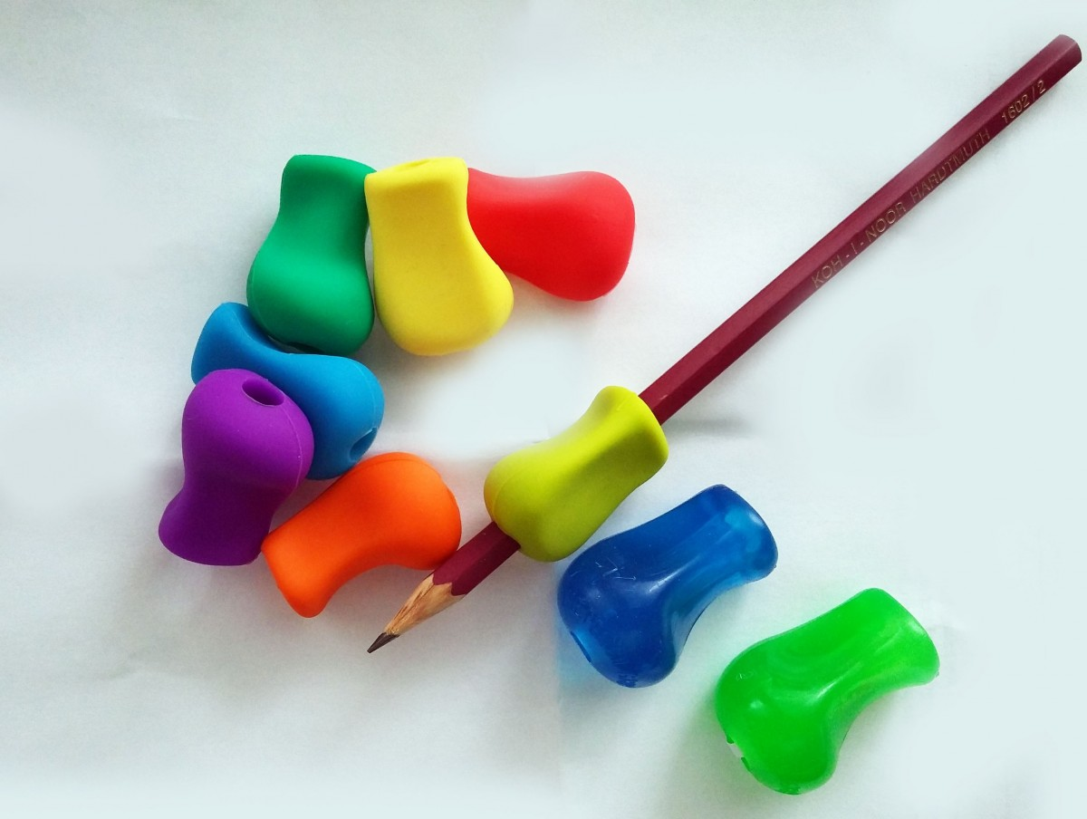Държач за молив и химикал