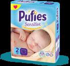 Пелени за бебе Pufies Sensitive