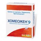 Хомеожен 9 за лечение на болки в гърлото