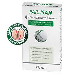 PARUSAN таблетки за коса, кожа и нокти