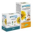 Гринтус сироп за кашлица и таблетки за смучене