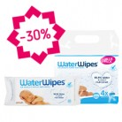 Water Wipes бебешки почистващи кърпички